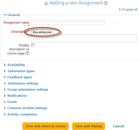 Moodle 2.5 Features
