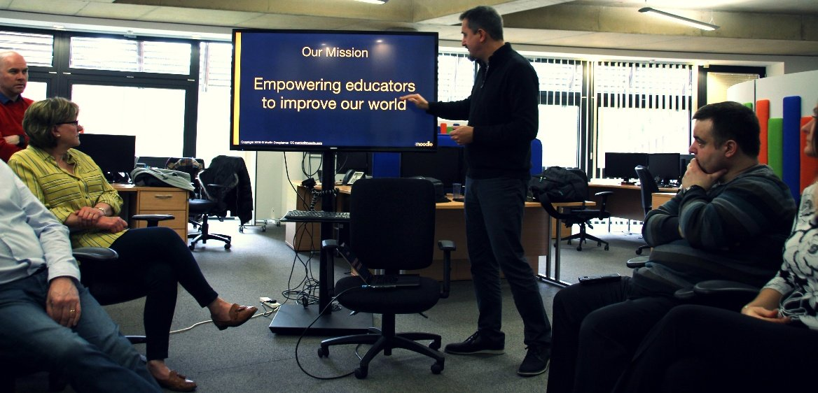 Martin Dougiamas Presentation