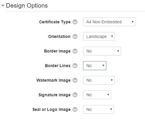 Moodle Plugin Certificate Module Design Options-1