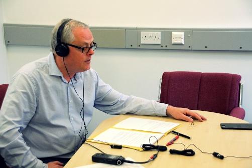 Ray Interviewing Martin Dougiamas