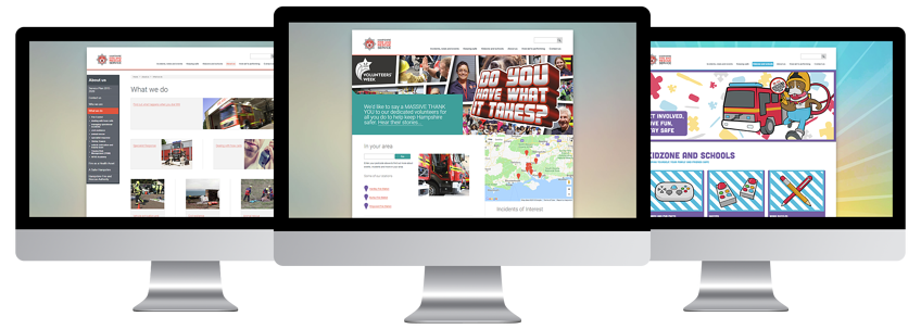 Hampshire Fire and Rescue Service Moodle LMS