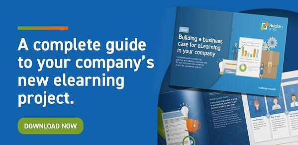 Building a Business Case for eLearning