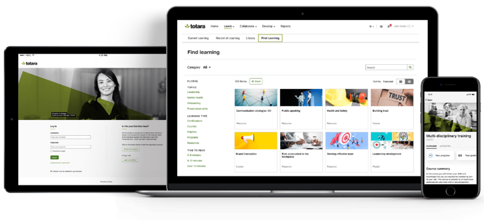 Totara Learn LMS - E-learning Case Study: Electra Learning