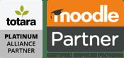 Totara Platinum Alliance and Moodle Partners