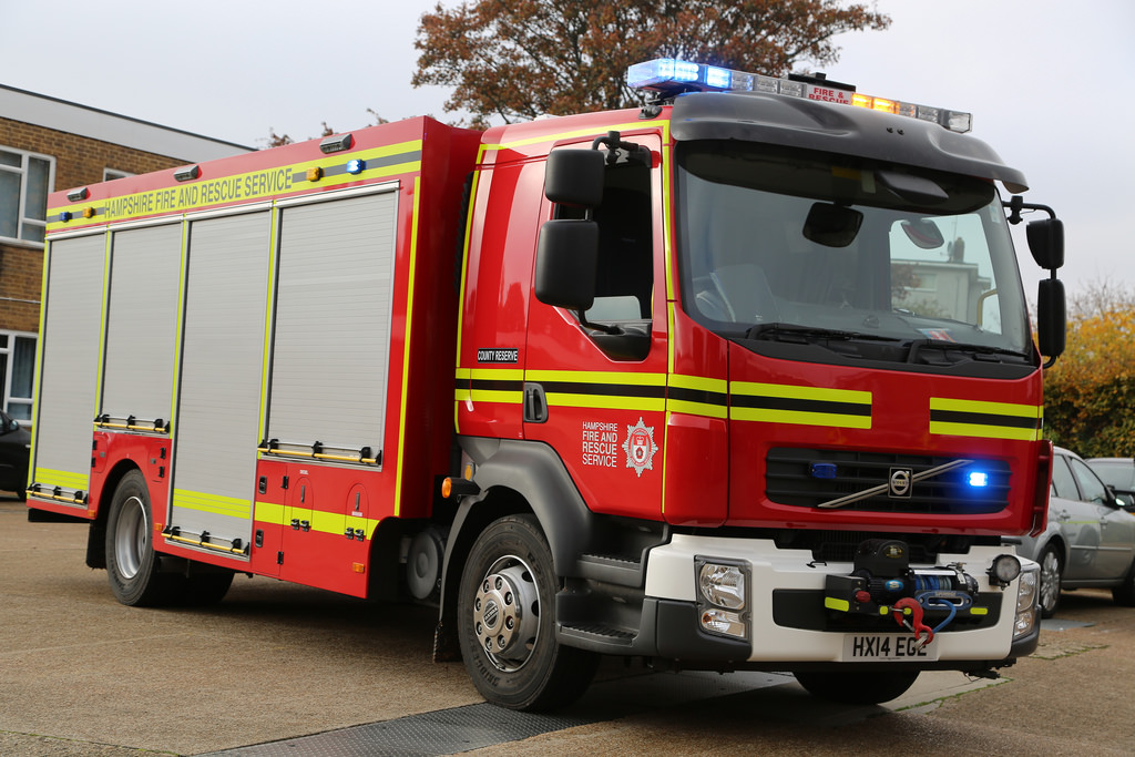 Hampshire Fire and Rescue Service Thumbnail