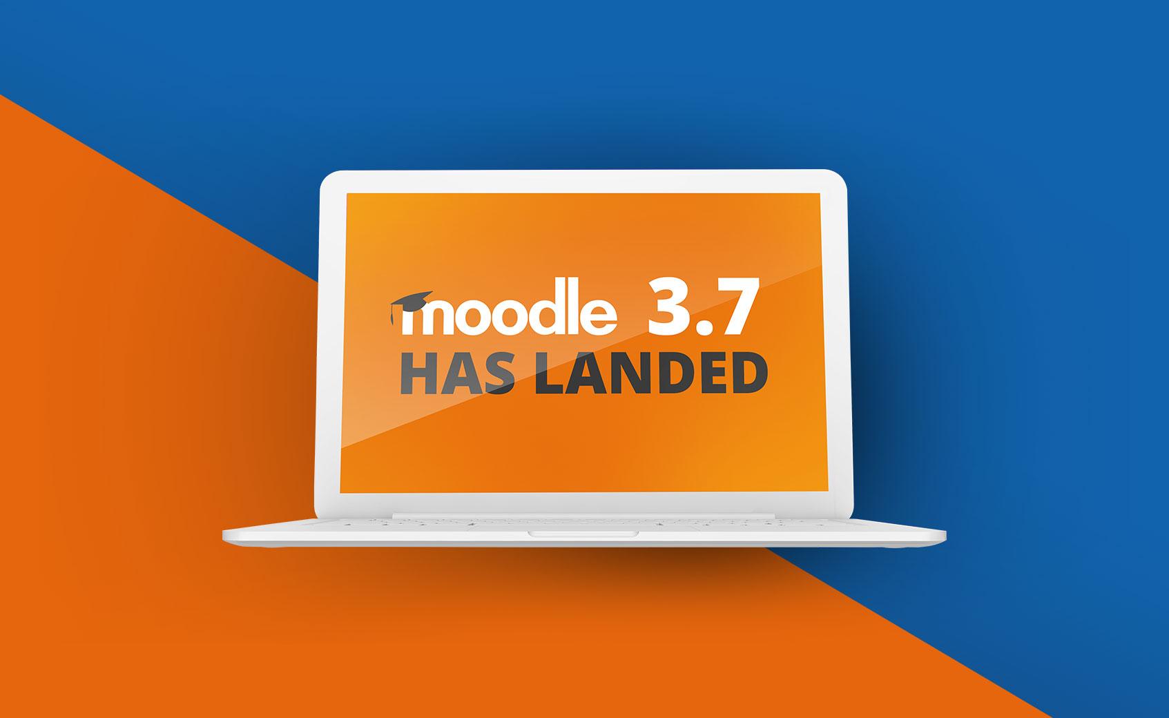 Moodle 3.7 has landed! Thumbnail