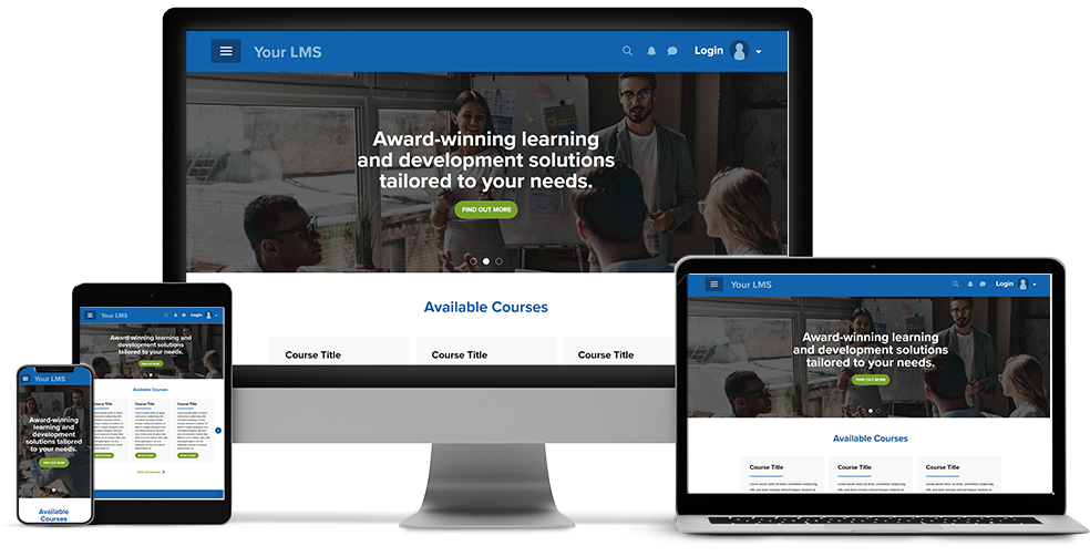 Hubken Group LMS - Moodle and Totara Learn