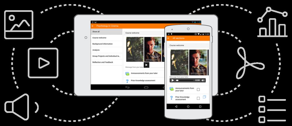 Moodle - Mobile App