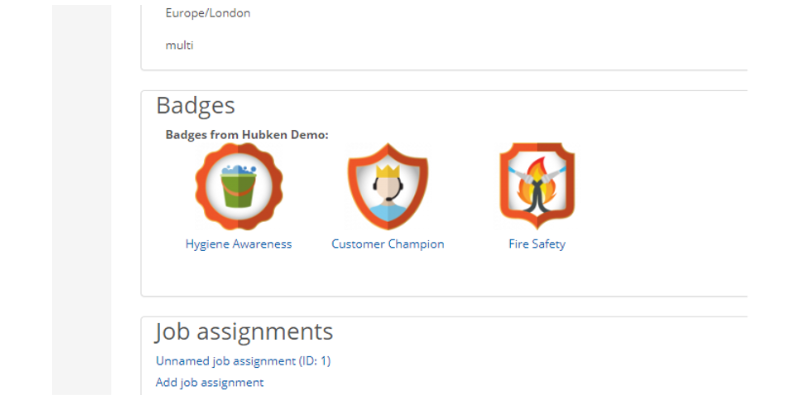 Issue branded certificates and Open Badges - Totara LMS