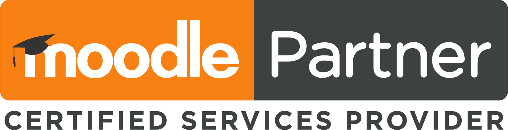 Moodle Partners Logo